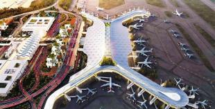 美兰机场T2二期航站楼民航专业工程竣工验收
