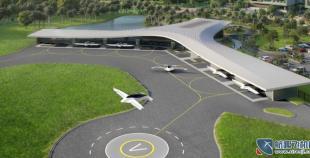 德国飞机制造商表示奥兰多将成为空中交通网络的第一个港口