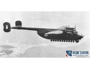 """二战飞天""""千足虫""""Ar232运输机,被战争耽误了量产的飞机"""